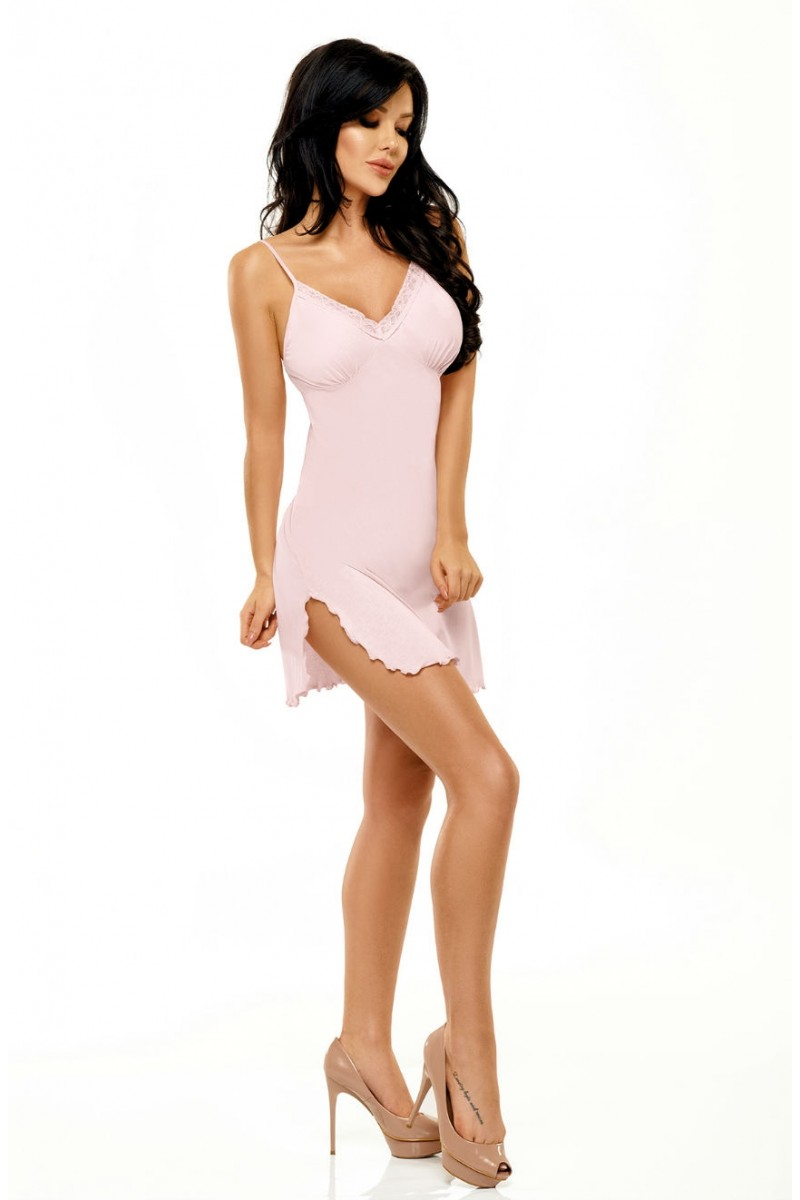 Cute Marcy chemise light pink